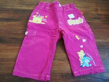 Kalhoty medvídek pu, disney,68