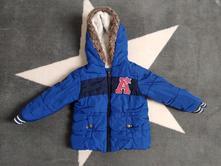Zimní bunda, mothercare,98