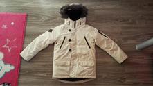 Zimní bunda next vel.116-122, next,116