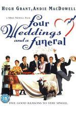 Four weddings and a funeral - Čtyři svatby a jeden pohřeb (r. 1994)