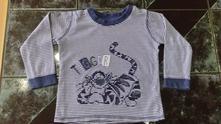 Tričko,triko s tygrem 74-80, disney,74