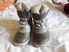 Šedé zimní boty, 26, lupilu,26