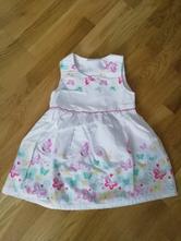 Nádherne dětské šaty vel 80, ergee,80