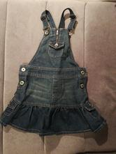 Riflové šaty, c&a,110