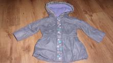 Zimní bunda zn. bluezoo, vel. 86, i déle, bluezoo,86