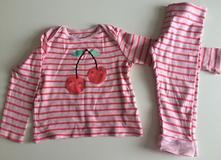 Bavlněné pyžamo, f&f,92