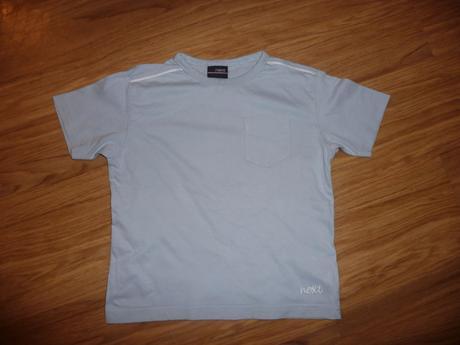 Modré triko next na 2-3r- vel.98, next,98