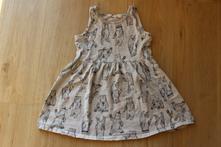 Šaty medvědi, h&m,98