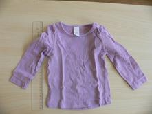 Fialové triko, baby club,86