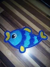 Nažehlovačka rybka,