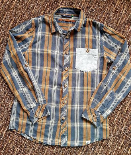 Chlapecká košile , reserved,140