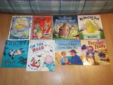 Detske zositkove knihy v anglictine wi19,