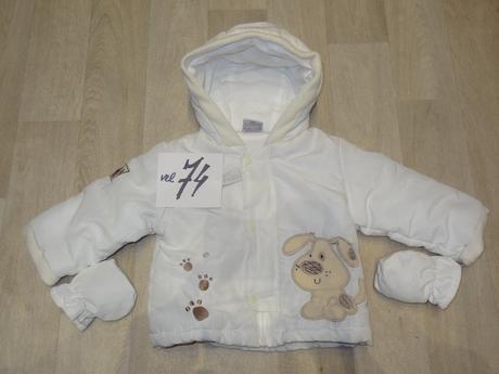 Bílá bunda s pejskem, 74