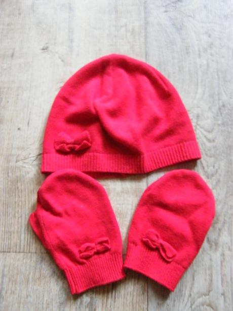 Čepice s rukavicemi, miniclub,74