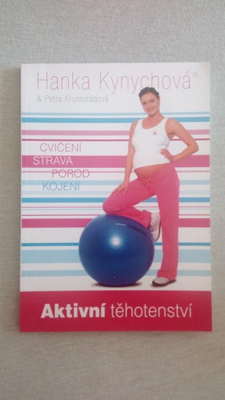 Kniha aktivni tehotenstvi,