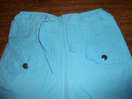 Letní plátěné kalhoty, exmax, vel 86, 86