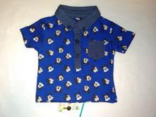 Frajerské tričko s mickey mausem, disney,62