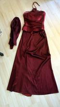 Společenské korzetové šaty vel. 38, 38