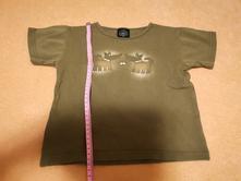 Tričko krátký rukáv velikost 98/104, 104