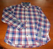 Chlapecká košile dlouhý rukáv h&m, h&m,146