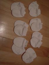 P379 bavlněné rukavičky bílé, f&f,50