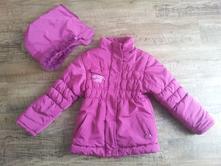 Zimní bunda 116/122, 116