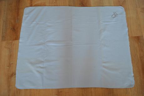 Nová fleesová deka 80x105cm,