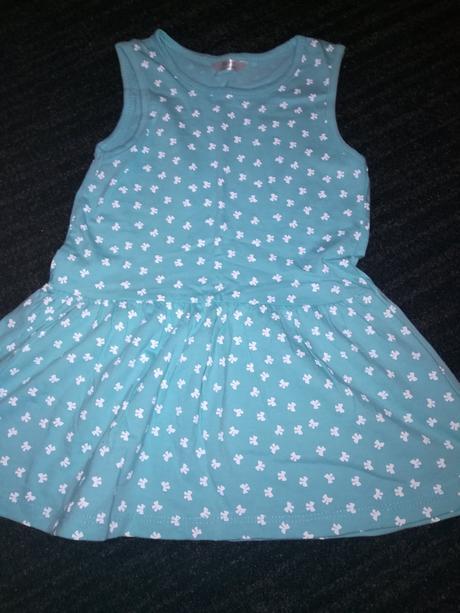 Dětské šaty vel. 86, pepco,86