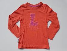 G231dívčí triko s dlouhým rukávem loap 110-116, loap,110
