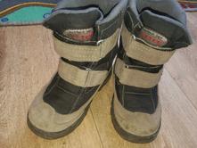 Zimní dětské boty 27, baťa,27