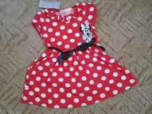 Letní šaty minnie - varianta 3, 80 - 134