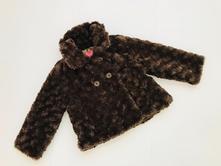 D12/ kabátek podzim/ jaro hnědý - v.12/18 měs., marks & spencer,86