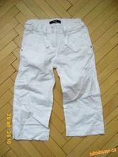 Plátěné šortky, george,116