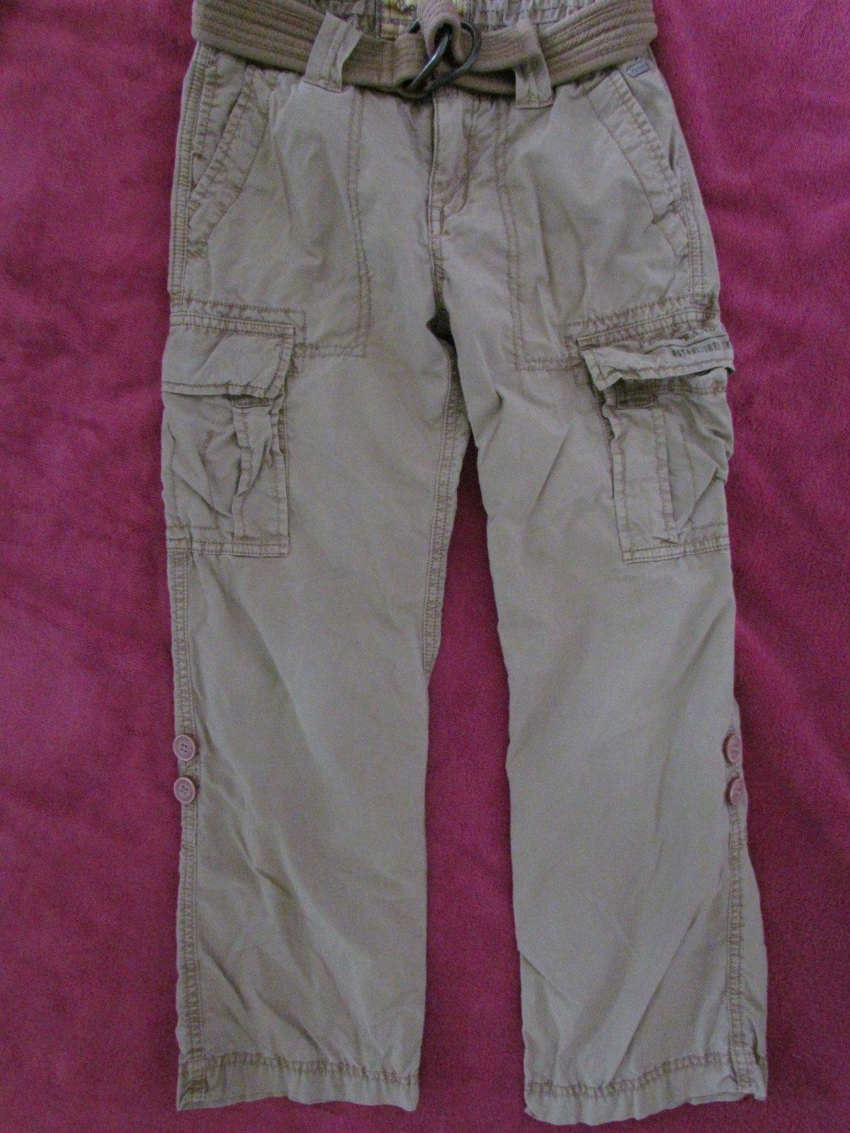Plátěné kalhoty pepe jeans vel. 128 d847f74ed3