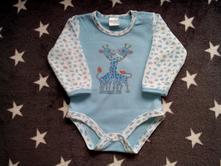 Modré body - zamilované žirafy, 68