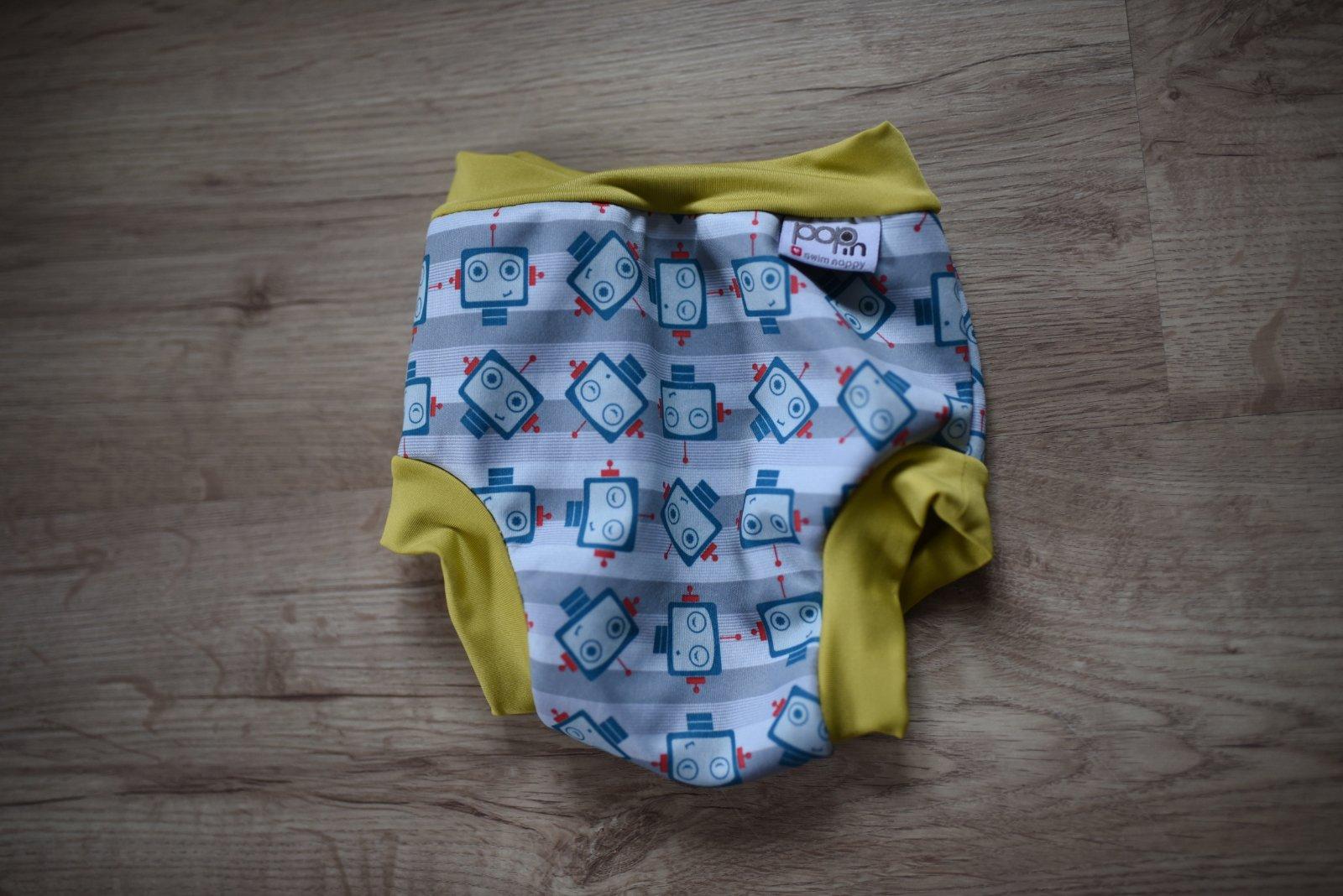7c05b3c4f Plavecké kalhotky pop-in l, 74 - 200 Kč Od prodejkyně mokriz | Dětský bazar  | ModryKonik.cz