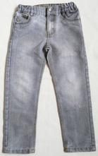 Šedé rifle-džíny, denim,122