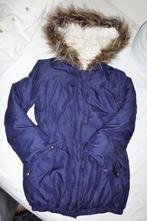 Teplý bunda-kabátek kožíškovy vel.cca. 122, john lewis,122