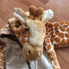 Maska žirafa,