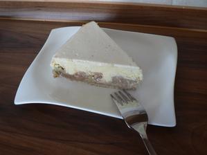 SNÍDANĚ: špaldový rebarborový koláč