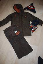 Zimní bunda + zdarma  kalhoty, coccodrillo,116