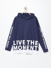 Módní triko s kapucí reserved, vel. 134, 152, reserved,134 / 152
