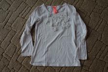 Bílé tričko, next,110