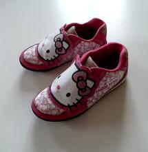 Hello kitty obrázkové boty botasky vel. 31, 31