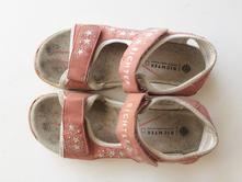 Dívčí sandále richter č.077, richter,36