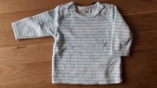 Velurové tričko/mikina, 62