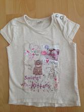 Triko, tričko, tunika s krátkým rukávem vel. 86, f&f,86