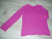 Tmavě růžové triko s dlouhým rukávem, george,110