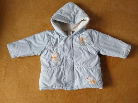 Zimní bunda, jacky,68