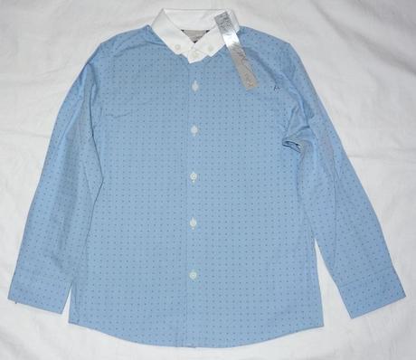 Košile s dl. rukávem vel. 6 let, next,116